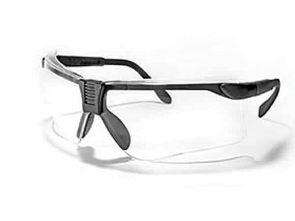 DEBEN strelecké okuliare - číre