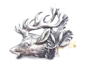 Odznak biele grandle