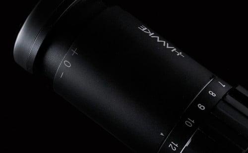 Vantage IR 4-12x50 (Mil Dot)