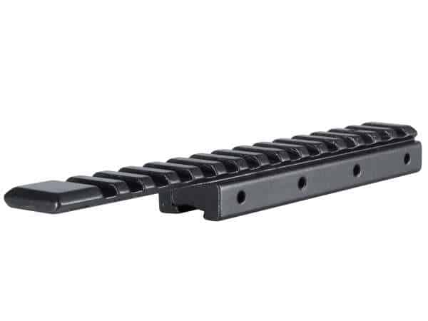 "ADAPTOR BASE 1Pc 11mm AIRG. /3/8"" RIFLE TO WEAVER/PICATINNY EXTE"