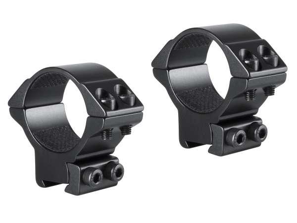 Matchmount 9-11mm /2pc double screw/ 30mm Medium