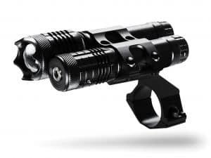 "Lase/LED Kit (Green Dot) - 1""/30mm"