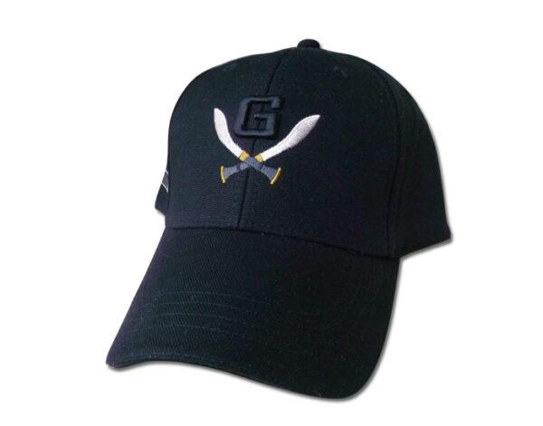 GURKHA šiltovka baseball black