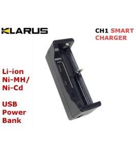 KLARUS CH1 - nabíjačka na 1ks