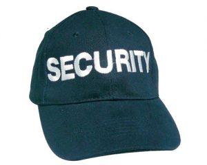 Šiltovka SECURITY