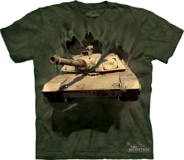 ECO Batikované tričko TANK