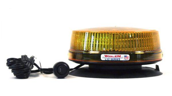 WHELL - L32LAV 12V SUPER/LED, MAGNETIC MOUNT maják - nízky
