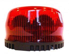 Maják MERCURA 23396-50 Gyroled a eclats rouge magnet RED