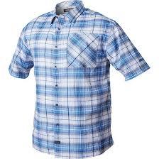 BLACKHAWK košeľa KR Admiral blue