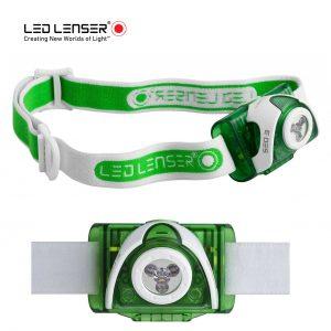 Čelovka LED Lenser SEO 3