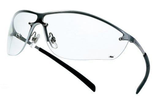 Okuliare Bollé SILIUM - biele PC AS/AF