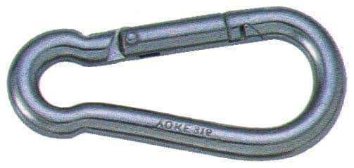 Karabína 4 mm