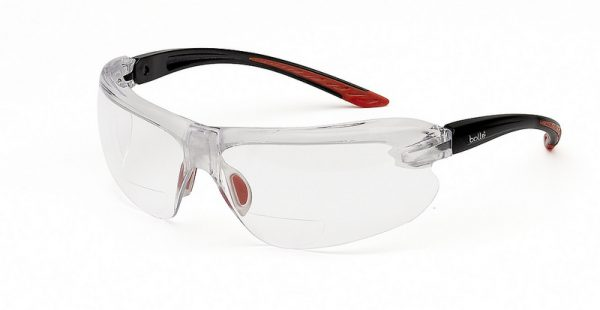 Okuliare Bolle IRIPSI clear black/red